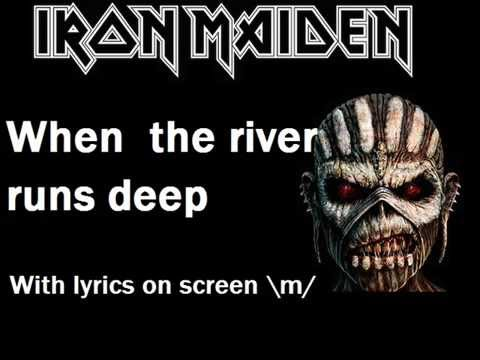Клип Iron Maiden - When the River Runs Deep