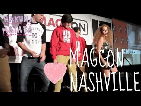 MAGCON NASHVILLE! | Mahogany LOX