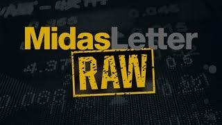 New Frontier Data CEO Giadha Aguierre De Carcer, Ben Smith, Jason Zandberg - Midas Letter RAW 156