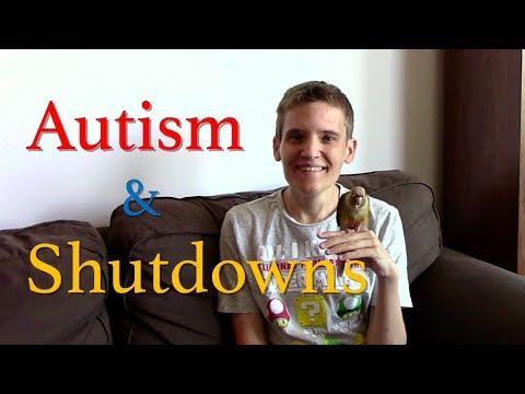 Autism and Shutdowns - Remrov's World of Autism #49