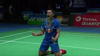 highlights of all england open 2017