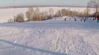 Покатушки. Горные лыжи. Центр отдыха