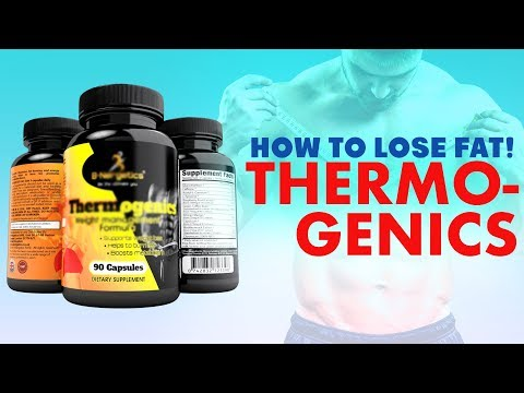 Burn Fat With Thermogenics??? - How To Lose Fat 101 (FOR REAL) #5