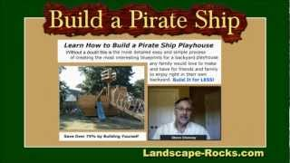 How To Build A Pirate Ship - Pirate Ships