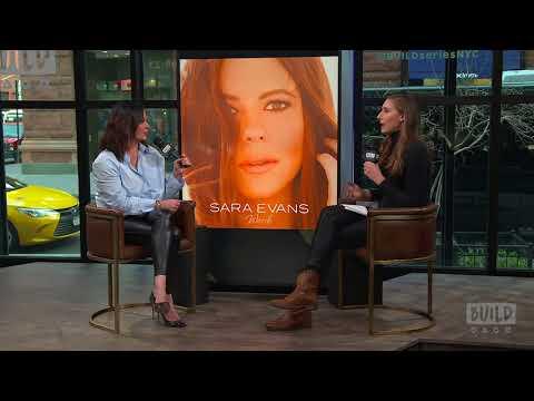 "Sara Evans Speaks On Her Album, ""Words"""