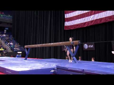 2014 AT&T American Cup - Full NBC Broadcast