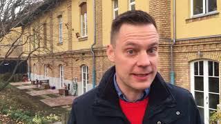 Litkai Gergely a Démétér Ház bővítéséről | Dumaszínház