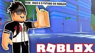 THE MOST FUTURISTIC GAME OF ROBLOX