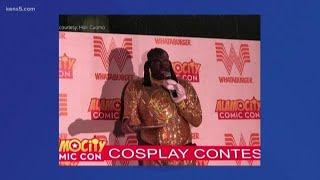 Comic-Con controversy over blackface costume