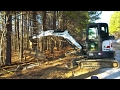 Bobcat E35i Mini Excavator Lifting over 3/4 Ton at full reach! 1531 lbs!!!!