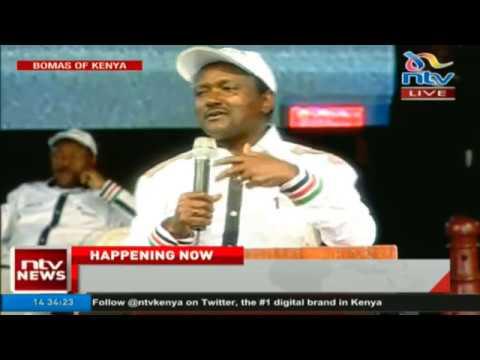 Kalonzo Musyoka's full address at NASA Bomas rally