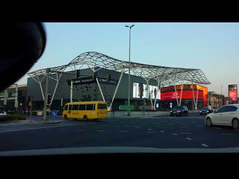 Cruise Control Driving - Dubai to Abu Dhabi p1