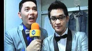 AFGAN at The hits trans tv (gengges with john martin)