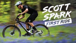 Trail Testing the NEW 2022 SCOTT Spark