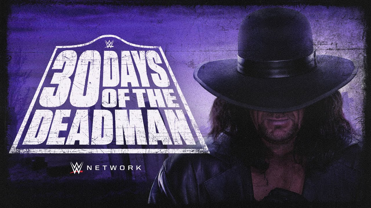 Watch WWE First Look 30 Days of The Deadman 10/18/20