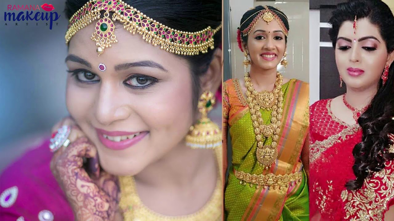 best hd bridal makeup artist in chennai, tamilnadu high quality