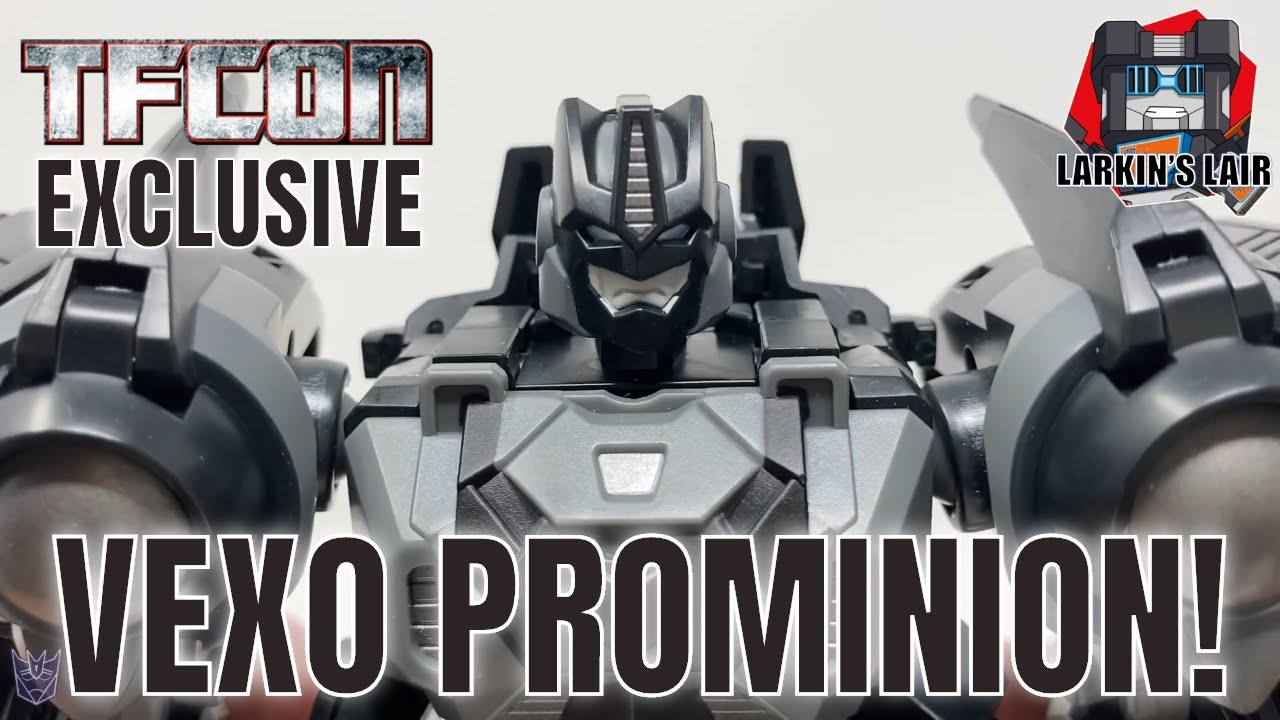 Mastermind Creations R46 Vexo Prominon Assassin Review By Larkin Vain