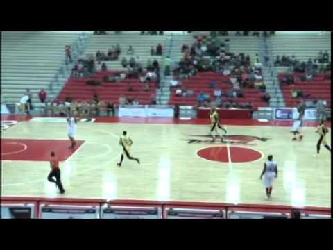 #20 A.J. Gasporra -- 2013-2014 LNBP (Mexico) --Highlight Mix
