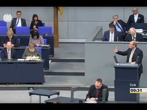 Boehringer, AfD: direkte Antwort auf erste Rede von Bundesfinanzminister Olaf Scholz 22.03.2018