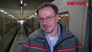 Wie lebt es sich als U-Bahnfahrer?