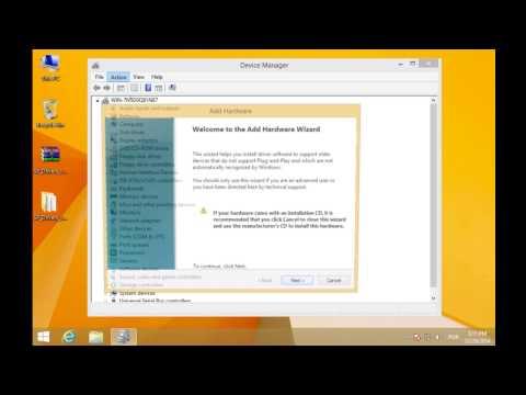 Preloader/SPFlashtool Drivers For MTK In Windows 8/8.1