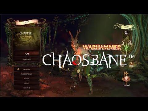 The Harbringer Warhammer Chaosbane Boss Chapter 1 |