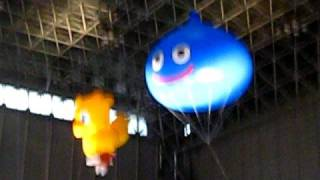 Footage I took at Tokyo Game Show 2008 in Makuhari, Chiba Japan. Mu...
