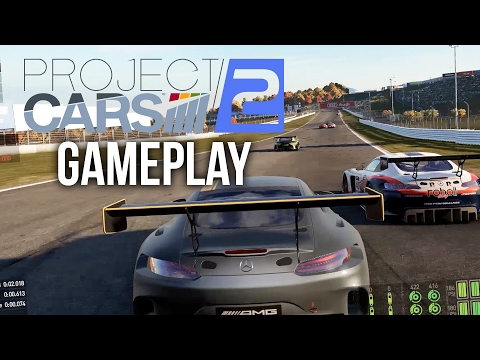 Project Cars 2 Gameplay - THE RACING GAME EVERYONE WANTS ???