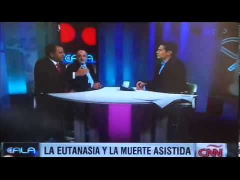 Entrevista CNN Alfonso Ramirez sobre la eutanasia