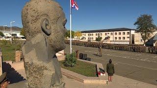 Կենտրոնական պաշտպանական շրջանը 25 տարեկան է Центральному оборонительному району 25 лет