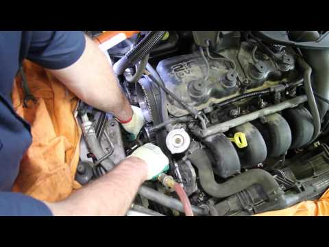 WPK-0039 / AWK1253 How to Install a Water Pump and Timing Kit: Dodge 2L FWD