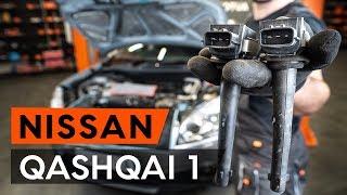 Montáž Čap riadenia NISSAN QASHQAI: video príručky