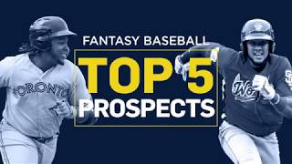 Top 5 Fantasy Baseball Prospects (2019)
