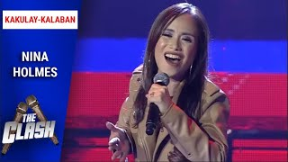 "Nina Holmes recreates ""Laki Sa Layaw (Jeproks)"" 