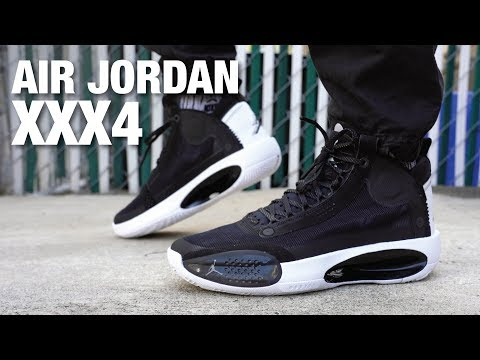 AIR JORDAN 34 Lifestyle Review & On Feet