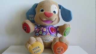 видео говорящий щенок фишер прайс детский мир
