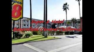 Super 8 Hotel Bakersfield / Central CA