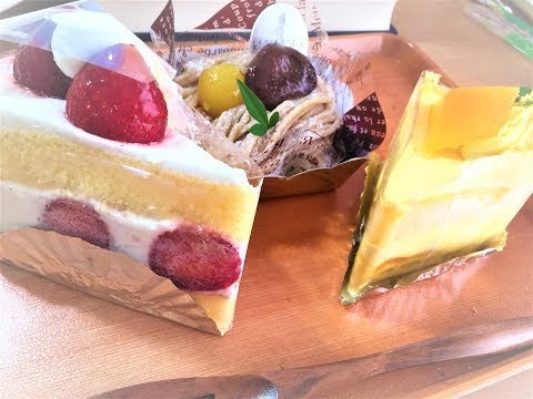 ASMR [お菓子] ケーキ 咀嚼音/eating sounds/音フェチ