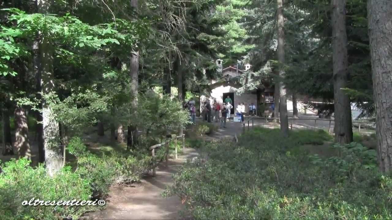 Giardino Pietra Corva : Giardino botanico alpino di pietra corva youtube