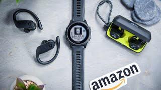Amazon Music now on Garmin Watches: Hands-on Details!