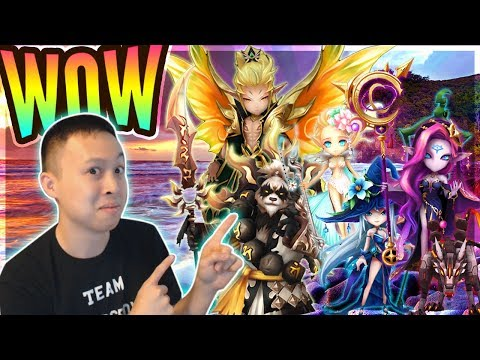 AMAZING Animations! NEW Transmogs RELEASED! - Season 4 RTA Rewards! - First Look!