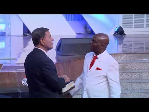 Dr. Kenneth Copeland @ International Ministers Conference Day 3, [Evening Session] May 3, 2018