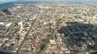 Chegando em Porto Velho - Rondônia - Brasil através da Trip Linhas Aéreas (atualizado)