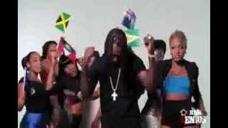 Mavado Caribbean Girls Oficial Video 2013 .-.
