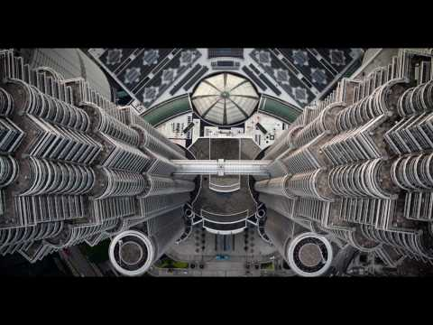 The best drone video Petronas Twin Towers 2 DAY