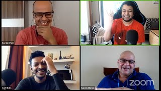 Jose Covaco, Cyril D'abreo, Suresh Menon | Wake Up With Sorabh