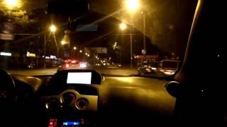 Катаемся с музыкой по вечерней Одессе.Modern Sound
