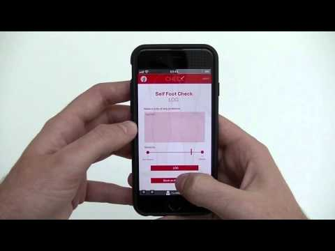 NHS Check - Diabetes Management App