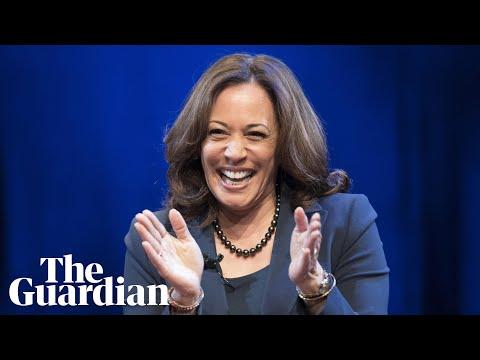 Senator Kamala Harris announces 2020 presidential bid