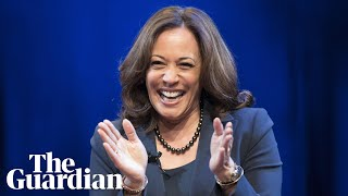 Senator Kamala Harris announces 2020 presidential bid